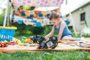 How Car Accidents Affect the Children Involved