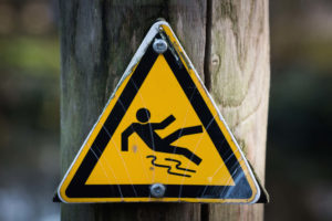 Were You Hurt in a Slip & Fall Accident